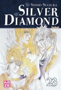 Silver diamond T23 : , manga chez Kazé manga de Sugiura