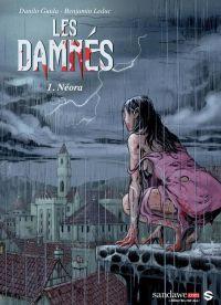 Les Damnés T1 : Néora (0), bd chez Sandawe de Leduc, Danilo