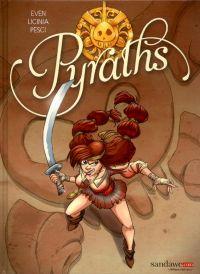 Pyraths T1, bd chez Sandawe de KatiaEven, Tozzi, Pesci