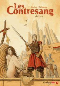 Les Contresang T1 : Arken (0), bd chez Sandawe de Vachey, Greg
