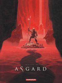 Asgard, bd chez Dargaud de Dorison, Meyer