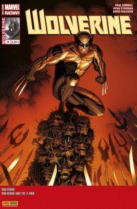 Wolverine (revue) T18 : Fidèles adeptes, comics chez Panini Comics de Latour, Cornell, Livesay, Asrar, Morales, Stegman, Curiel, Silva, Adams