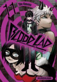 Blood lad T11, manga chez Kurokawa de Kodama