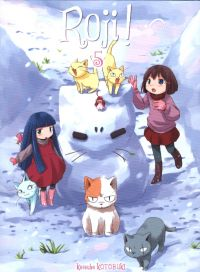 Roji ! T5, manga chez Ki-oon de Kotobuki