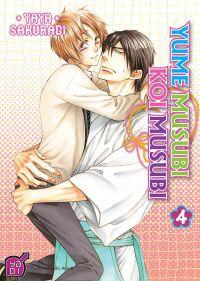 Yume musubi koi musubi T4, manga chez Taïfu comics de Sakuragi