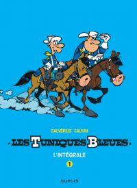 Les Tuniques bleues T1, bd chez Dupuis de Cauvin, Salvérius