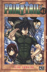 Fairy Tail T41, manga chez Pika de Mashima