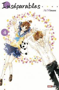 Inséparables  T4, manga chez Panini Comics de Minase