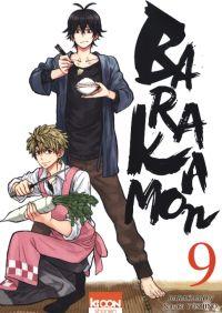 Barakamon T9, manga chez Ki-oon de Yoshino