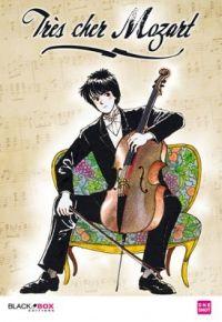 Très cher Mozart, manga chez Black Box de Yoshi
