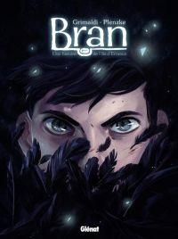 Une histoire de l'île d'Errance T1 : Bran (0), bd chez Glénat de Grimaldi, Plenzke