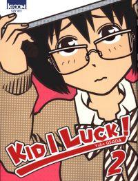 Kid I Luck  T2, manga chez Ki-oon de Osada