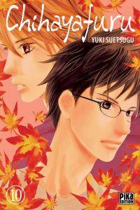 Chihayafuru T10, manga chez Pika de Suetsugu