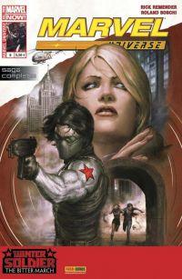 Marvel Universe – V 3, T8 : Les Saints de glace (0), comics chez Panini Comics de Remender, Boschi, Chuckry, Alessio