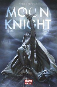 Moon Knight (vol.7) T1 : Revenu d'entre les morts (0), comics chez Panini Comics de Ellis, Shalvey, Bellaire, Granov