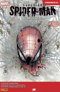 Spider-Man (revue) – V 4, T18 : La nation Bouffon (3/3) (0), comics chez Panini Comics de Gage, Spencer, Shinick, Slott, Dell, Frenz, Checchetto, Camuncoli, Sliney, Lieber, Buscema, Rosenberg, Fabela, Delgado