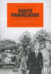 Suite française, bd chez Denoël de Irène, Moynot