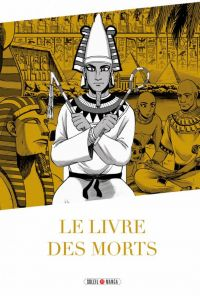 Le livre des morts, manga chez Soleil de Variety artworks studio