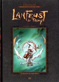 Lanfeust et les mondes de Troy T5 : Lanfeust de Troy - Le frisson de l'Haruspice (0), bd chez Hachette de Arleston, Tarquin, Livi, Lamirand