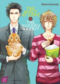 The Wolf in love & the hungry rabbit, manga chez Taïfu comics de Neko