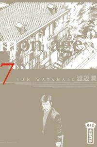 Montage T7, manga chez Kana de Watanabe
