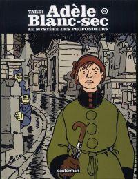 Adèle Blanc-Sec T8 : Le Mystère des profondeurs (0), bd chez Casterman de Tardi