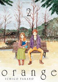 Orange T2, manga chez Akata de Takano