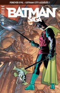 Batman Saga T6 : Forever Evil : Gotham City assiégée ! (0), comics chez Urban Comics de Kubert, Anderson