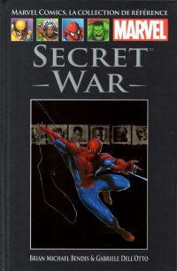 Marvel Comics, la collection de référence T37 : Secret War (0), comics chez Hachette de Bendis, Dell'otto