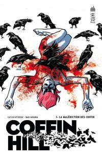 Coffin Hill T1 : La malédiction des Coffin (0), comics chez Urban Comics de Kittredge, Miranda, Farmer, Sadowski, de La cruz, Johnson