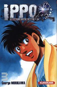 Ippo – Saison 4 - La loi du ring, T3, manga chez Kurokawa de Morikawa
