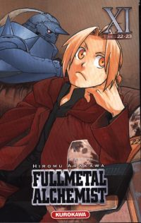 Fullmetal Alchemist - edition double T11, manga chez Kurokawa de Arakawa