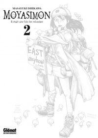 Moyasimon T2, manga chez Glénat de Ishikawa