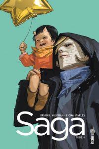 Saga T4, comics chez Urban Comics de Vaughan, Staples