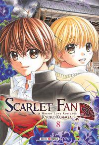Scarlet fan - a horror love romance  T8, manga chez Soleil de Kumagai
