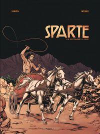 Sparte T3 : Ne pas craindre la mort (0), bd chez Le Lombard de Weber, Simon, Carpentier