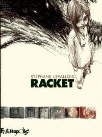 Racket, bd chez Futuropolis de Levallois
