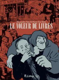 Le Voleur de livres : , bd chez Futuropolis de Tota, Van Hove