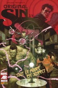 Original Sin T2 : Tout le monde est suspect (0), comics chez Panini Comics de Aaron, Deodato Jr, Martin jr, Tedesco