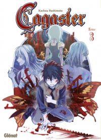 Cagaster T3, manga chez Glénat de Hashimoto