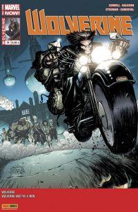 Wolverine (revue) – Revue V 4, T19 : Dans sa peau (0), comics chez Panini Comics de Latour, Cornell, Baldeon, Sandoval, Asrar, Hanna, Stegman, Curiel, Silva