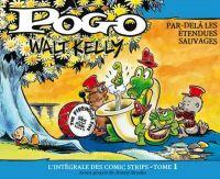 Pogo T1 : Par-delà les étendues sauvages, comics chez Akileos de Kelly
