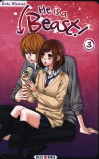 He is a beast  T3, manga chez Soleil de Aikawa