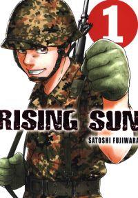 Rising sun T1, manga chez Komikku éditions de Fujiwara