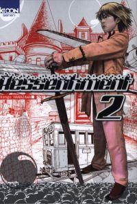 Ressentiment T2, manga chez Ki-oon de Hanazawa