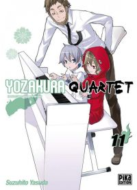 Yozakura quartet T11, manga chez Pika de Suzuhito