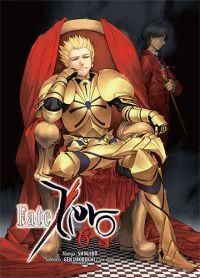 Fate Zero T6, manga chez Ototo de Type-moon, Urobochi, Shinjirô