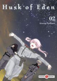 Husk of eden T2 : , manga chez Bamboo de Kisaragi