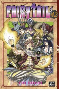 Fairy Tail T42, manga chez Pika de Mashima