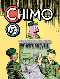 Chimo : , comics chez Cambourakis de Collier